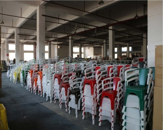 jinhui tolix metal chairs