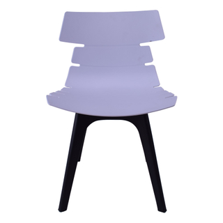 2018 Modern style dining chair living room chairs PP material Factory direct sale High back