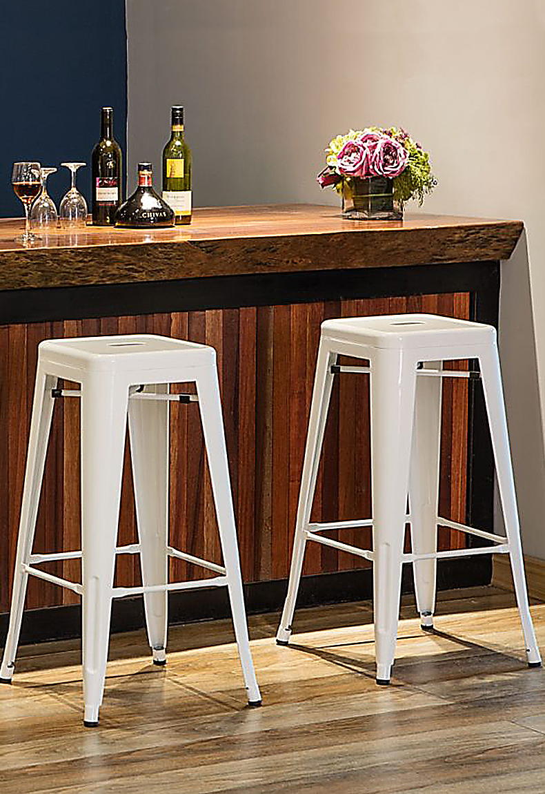 What Is The Best Classical Metal Counter Bar Stool For Your Kitchen ?