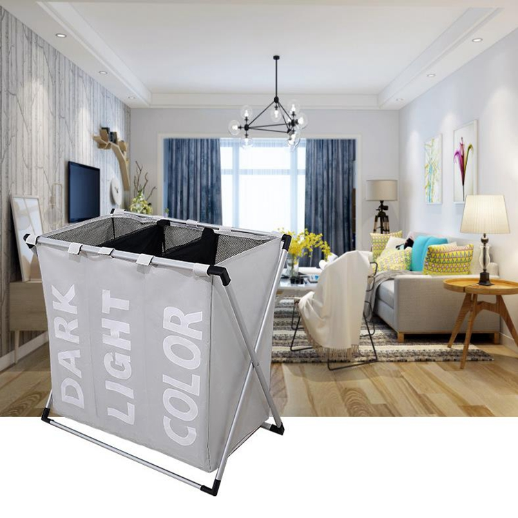 Storage is an attitude towards life. You need a dirty Clothes Basket !