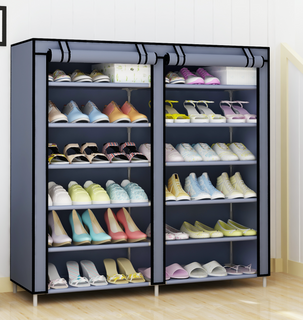 Simple design cabinet style shoe rack shoe cabinet furniture
