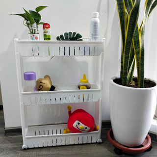 H-jinhui plastic shelf bin storage box